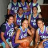 Puaikura Open Ladies team with coach Tony