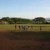 Early training in Fiji !