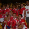 Tonga, victorious over American Samoa in the Women's Competition