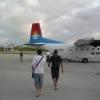 Thanks to Air Kiribati !