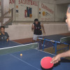 President Luon Erakdrik coaching youngster
