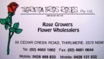 Rose growers