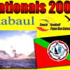 11th Nationals 2003- Rabaul