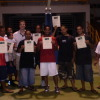 Kosrae Certified Referees with their certificates
