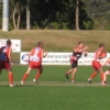 Blake Ford- vital for the Swans in the Under 18s and Seniors on Saturday