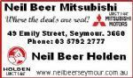 Neil Beer Ad