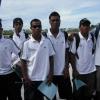 Kiribati team - going where  ?