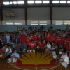 PBF and Fiba Oceania donates basketballs during opening cermony