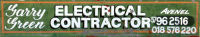 Garry Green Electrical Contractor