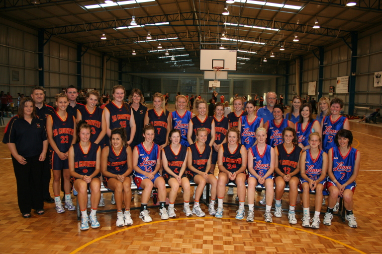 how to join a basketball team in south australia