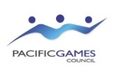 Pacific Games Council Logo (on main page)