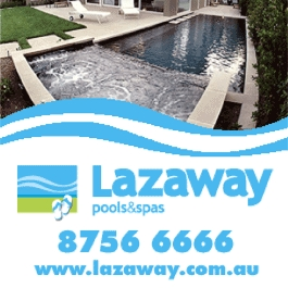 Lazaway pools spas proud major sponsor of the vermont for Pool and spa show usa