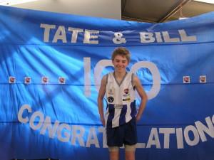 Bill Phelan And Tate Marsh Combined Saints Junior