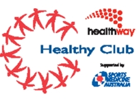 Healthy Club logo