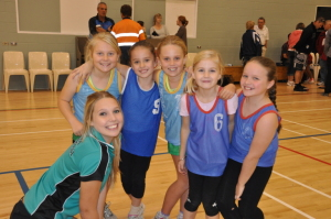 Mini Hoops Girls