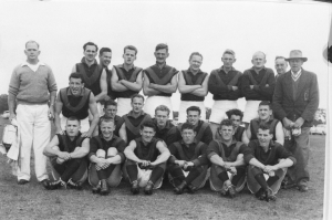 Officer 1961 Premiership Team
