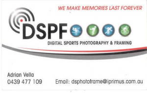Digital Sports Photography and Framing