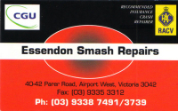 2. Essendon Smash Repairs