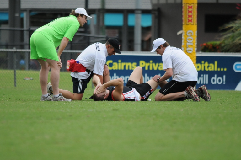 Sports Trainers Courses - AFL Cairns - FOX SPORTS PULSE