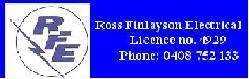 Ross Finlayson Electrical