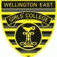 Wellington East Girls' College crest