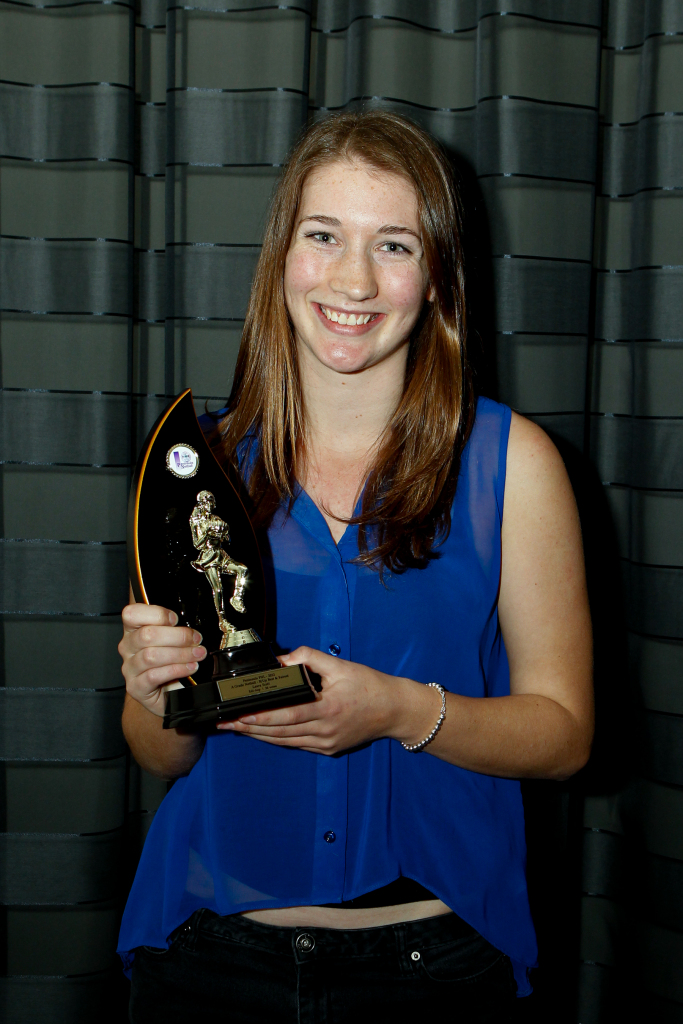 A GRADE Best & Fairest, Jessica-Rae Anwyl, Mt Eliza ...