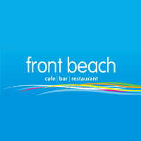 Front Beach Cafe Logo