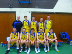 Donegal Dragons 2012/13