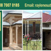Traditional Verandahs & Carports