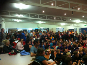 Little League Launch Night