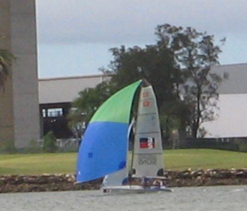 learn how to sail brisbane