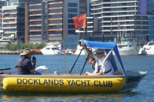 Victoria Harbour Schools Team Racing Championships