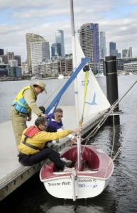 Docklands Yacht Club 10/8/08 401925