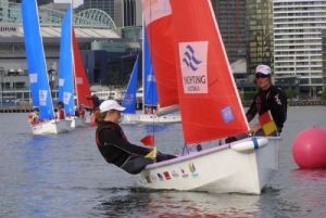 Haileybury College - Winners of the Victoria Harbour School Sailing Series