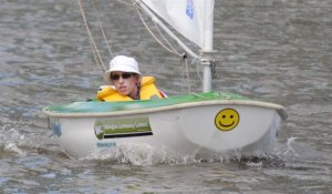 Mark Thorpe - Winner of the Access 2.3 Short Course Series at Docklands
