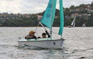 Beck West & Cadeyrn Gaskin (DYC) at the Access Class 2012 Worlds
