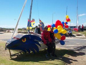 Open Day 2012, Best dressed boat