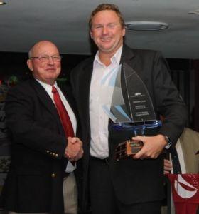 SC InterClub Match Racing Champion 2010, David Turton