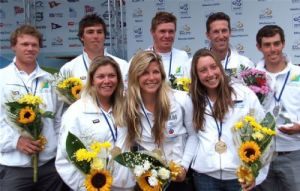 Weymouth Gold - F11 Sailors