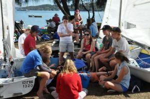 F11 Social Scene - Sail Sydney