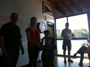 2012 Sprints F11 Winner - 1358