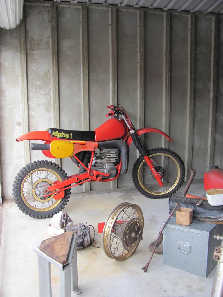 SOLD - Maico 490 - 1982 - Classic MX WA - SportsTG