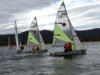 School Sailling