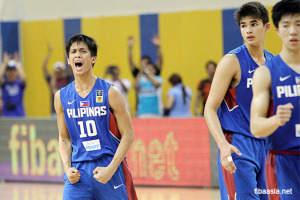 Batang Gilas' never-say-die spirit.