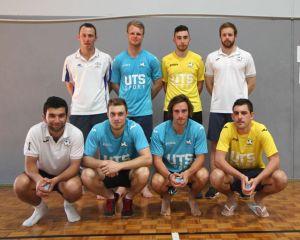 Open Men - Runners Up