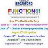 upcoming Functions