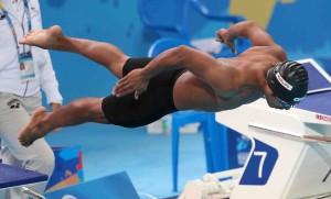 FSM Dionisio Augustine 50m freestyle