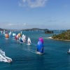 AHIRW2015 islands race start from Dent day 2 - Photo Credit: Andrea Francolini