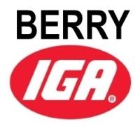 Berry IGA Logo