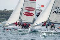 RMYS leads SYC team at ICC start Race 2_EP Photography